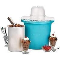 Nostalgia ICMP4BL 4-Quart Electric Ice Cream Maker