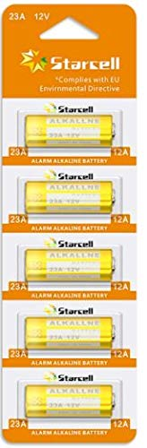 Act 5 Stück 23A 12V Alkaline Batterie, A23S MN21/23 L1028 A23 12V Batterie 3 Jahre Lagerfähigkeit 100% Voll Garantie