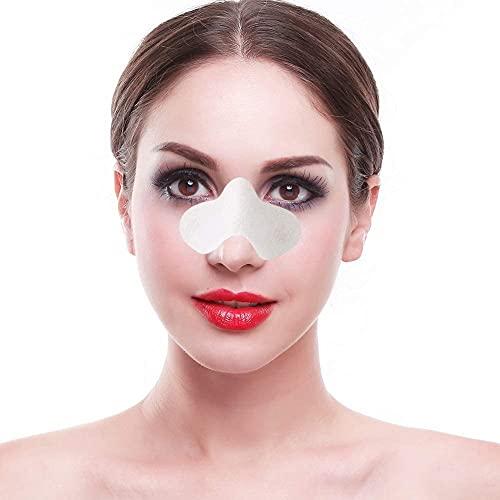 ZRBD-ds Peso de la Nariz: 50 Piezas de Tiras nasales contra Puntos Negros, Tiras nasales de Limpieza Profunda contra Puntos Negros, Tiras para el refinamiento de la Piel y la eliminación de Cabezas n
