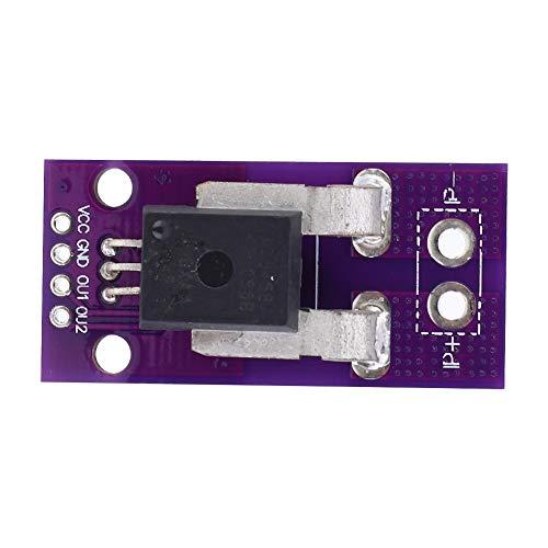 Weikeya Módulo Actual, módulo de Sensor de Corriente líder en la Industria 50A Hecho de plástico 3.3-5V