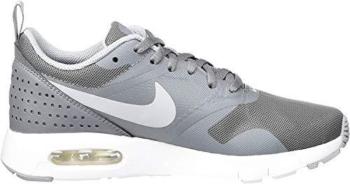 Nike Jungen Air Max Tavas (GS) Laufschuhe, Grau (Cool Grey/Wolf Grey-White), 40 EU