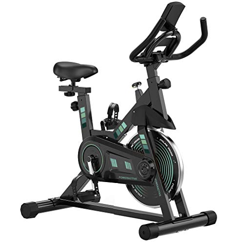 Charella Professional Indoor Cycling Exercise Bike Fitness Home Gym Exercise Stationary Bike with LCD Digital Monitor…