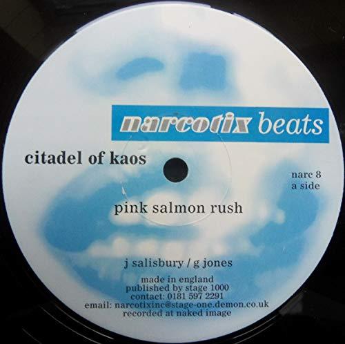 Pink salmon rush /Acid love and porn (#narc8) / Vinyl Maxi Single [Vinyl 12'']