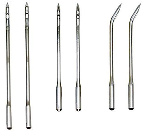 Leather, Canvas Sewing Awl Needle Refills, Replacement Threads, for Awl for All Stitching Tool – Made in USA