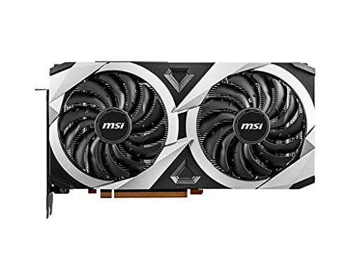 MSI Radeon RX 6700 XT MECH 2X 12G Scheda grafica 12GB GDDR6, RGB Mystic Light, AMD, 3x DisplayPort, HDMI, sistema di raffreddamento a doppia ventola