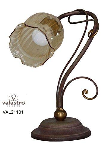 VALFB21131 kroonluchter IIluminazione binnen tafellamp smeedijzer Made in Italy by Valastro verlichting