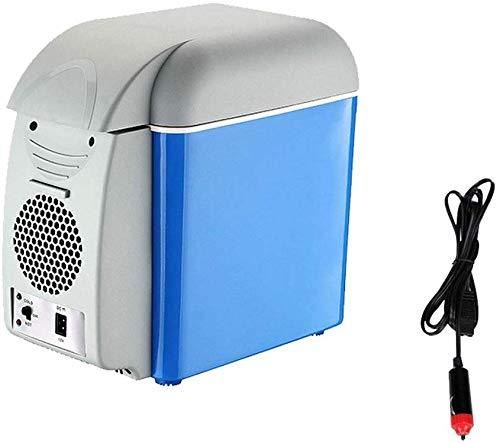 Mini-koelkast voor huis en auto, geluidsarm, laag stroomverbruik, cosmeticahuis/levensmiddelen, geschikt voor auto/familie. Stijl A