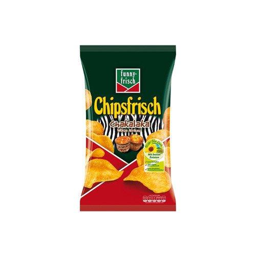 Funny-Frisch Chipsfrisch Chakalaka, 9er Pack (9 x 175 g)