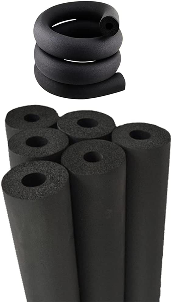 AQJI Waterproof Alternative Max 50% OFF dealer Rubber-Plastic Insulation Black Pipe Antifreeze