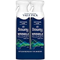 2-Count Downy WrinkleGuard Wrinkle Releaser Fabric Spray