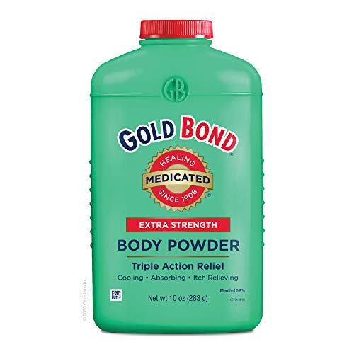 Gold Bond Medicated Extra Strength Powder, Multi, 10 oz