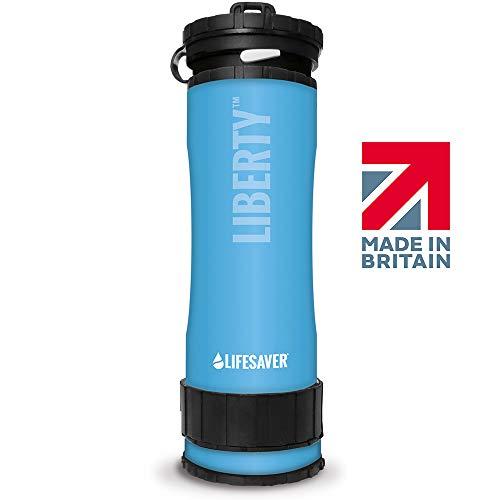 Lifesaver LibertyTM Wasserfilter, LB-LI-BL, blau