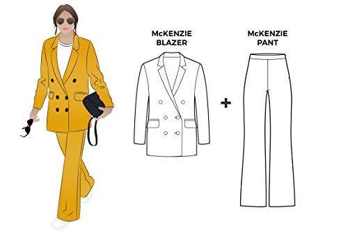 Style Arc naaipatronen - McKenzie Set kortingsbundel Sizes 04-16
