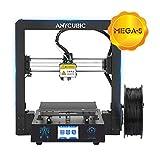 ANYCUBIC Stampante 3D i3 Mega-S Dimensioni di stampa 210 x 210 x 205mm equipaggiata con piatto di...