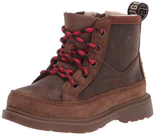 UGG K Robley Weather Boot, Walnut, Size 6