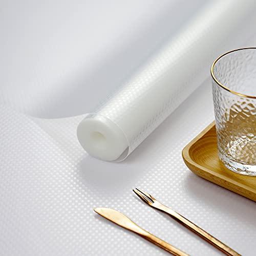 Freshtour Alfombrilla antideslizante para cajón, papel impermeable, recortable,...