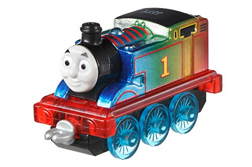 Thomas & Friends FJP74 Rainbow Thomas, Thomas The Tank Engine Adventures Limited Edition Toy Engine, Diecast Metal Toy, Toy Train, 3 Year Old