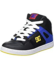 DC Shoes Pure High-Top-für Jungen, Scarpe da Ginnastica Bambino