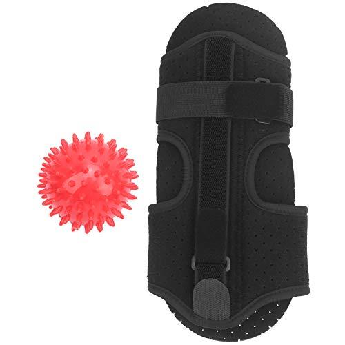 Soporte para tobillo, soporte para fascitis plantar, protector de corrección, órtesis para caída del pie, férula, soporte para tobillo