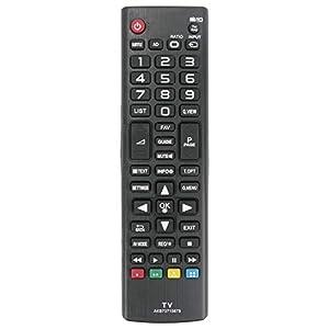 ALLIMITY AKB75095308 Sub AKB73715679 Control Remoto reemplazado por LG TV 32LJ610V 43UJ634V 55UJ634V 49UJ6309 60UJ6309 43UJ6307 55UJ6307 60UJ6307 55UJ630V 49UJ630V 43UJ630V 49UJ635V 43UJ620V 32LJ590U