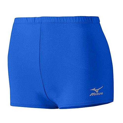 Mizuno - Volleyball-Shorts für Damen in Königsblau, Größe L