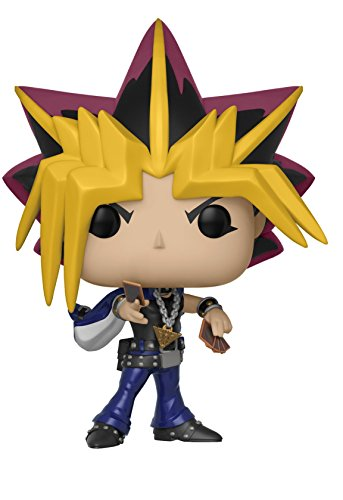 Funko Pop Animation: Yu-Gi-Oh! - Yami Yugi Collectible Figure, Multicolor