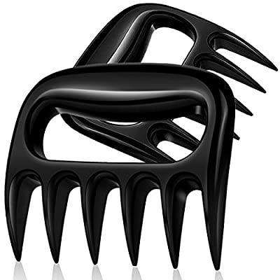 Amazon - 50% Off on Meat Claws, BBQ Accessories- Perfectly Shredded,Meat Shredder Bear Claw