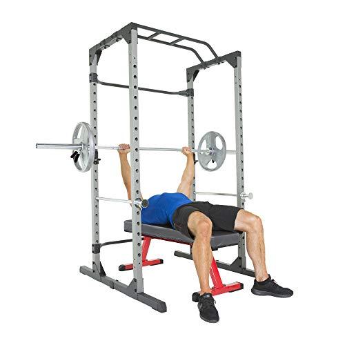 Fitness Reality 2816 Steel J-Hooks, Set of 2, Fits 2