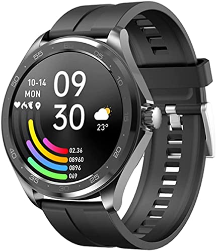 F10 Reloj Inteligente Hombres s Frecuencia Cardíaca Y Presión Arterial Monitor De Sueño Multi-Deportes Bluetooth 5 0 IP67 Impermeable Fitness Deportes Reloj