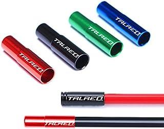 5mm Aluminum Alloy Bike Brake Cable Housing End Caps Ferrules,4 Colors options, 10pcs /bag