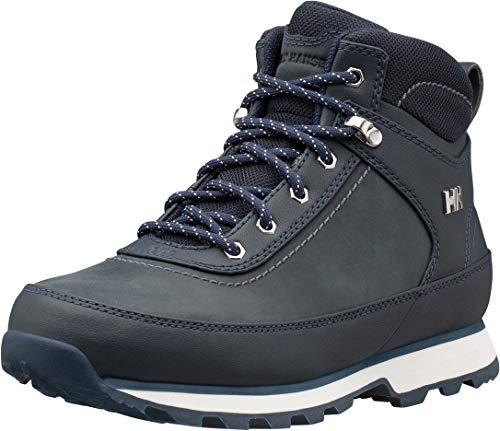 Helly Hansen W Calgary, Lifestyle Boots Donna, Blu (Navy/Evening Blue/off White), 37.5 EU