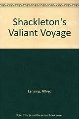 Shackleton's valiant voyage Paperback