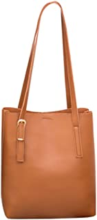 Bageek Women Tote All-Match Splash-Proof Large Capacity Shoulder Bag Tote Handbag for Travel