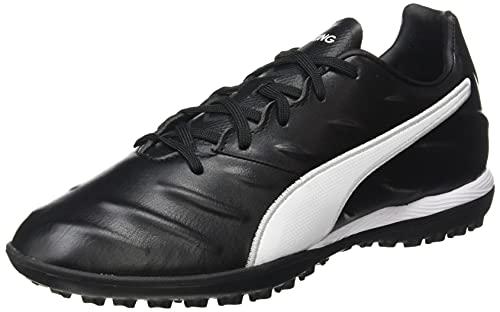 PUMA Unisex King Pro 21 Tt buty piłkarskie, Puma Czarny - 48.5 EU