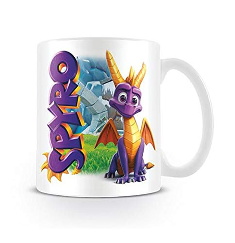 Pyramid International MG25145 Spyro (Good Dragon) Mug, Keramik, mehrfarbig