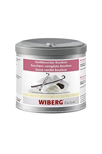 Wiberg Vanillezucker Gourmet mit echtem Vanilleextrakt