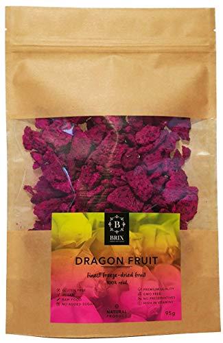 Brix, Grown For Flavour liofilizado Pitahaya - dragón 95g fruta