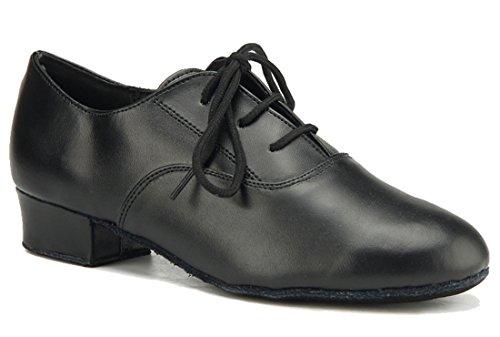 MGM-Joymod , Herren Jazz & Modern , Schwarz - Style1 Black/2.5cm Heel - Größe: 43