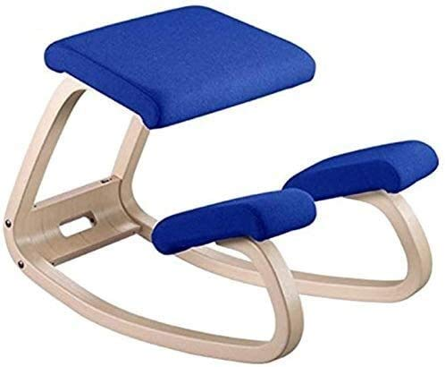 YLJYJ Sillas para arrodillarse Silla ergonómica de Oficina Silla de Ocio para Ejercicios Silla de...