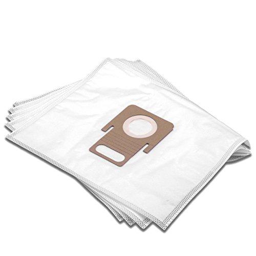 vhbw 5 x Beutel Mikrovlies passend für Staubsauger, Mehrzwecksauger Thomas Multi-Clean X8, Pet & Family