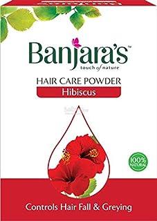 Hair Care Powder Herbal Hair Pack Powder Controls Hair Fall- 100Gm x 10 boxes