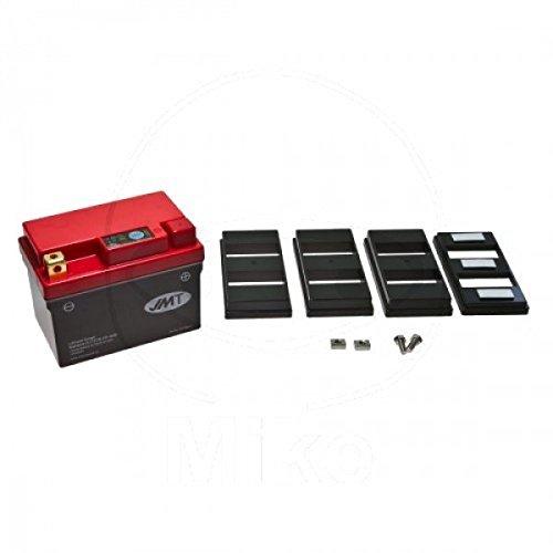 JMT LITHIUM-IONEN Motorrad Batterie 12 Volt YTZ7S, YTX7L-BS | LiFePO4 | HJTZ7S-FP passend für Keeway Outlook 125 Sport, SOTL012500, Bj. 2010-2012 [Preis ist inkl. Batteriepfand]