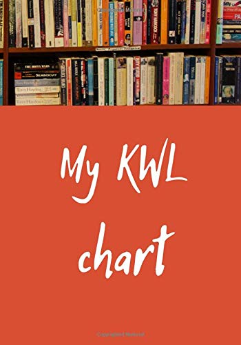 My KWL Chart: Helps Students to Monitor Their Comprehension