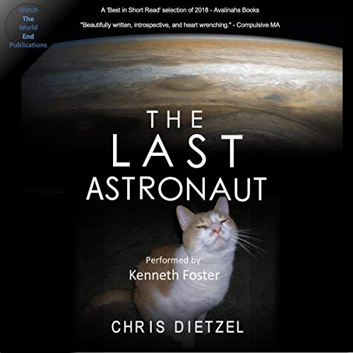 The Last Astronaut  By  cover art
