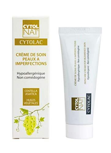 CYTOLAC® Crème de Soin 50 ml - Unreine Haut - Hypoallergen und nicht-komedogen