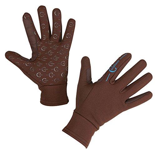Covalliero Handschuhe Winterhandschuhe Inari, Seal Brown, L