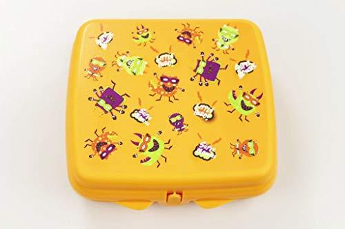 TUPPERWARE Caja para sándwiches naranja