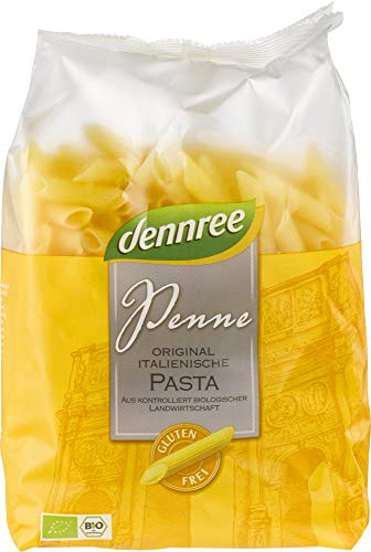 dennree Mais-Reis-Penne (500 g) - Bio