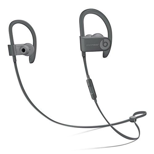 Beats by Dr. Dre Powerbeats3 - Auriculares (Inalámbrico, Gancho de Oreja, Dentro de oído, Binaural, Intraaural, Gris)