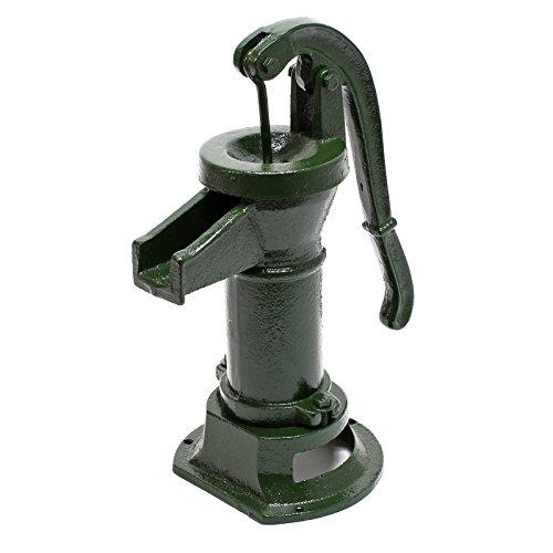 Pompa Dell´Acqua Manuale In Ghisa V3 22 L/Min Per Pozzo Giardino